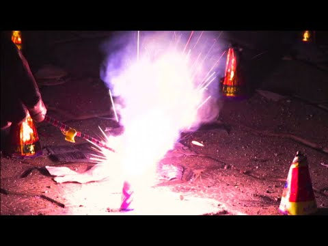 Diwali Crackers Experiment Fail Compilation