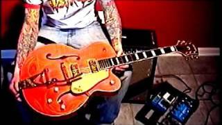 Skinny Jim talks Fender Twins and Gretsch Guitars