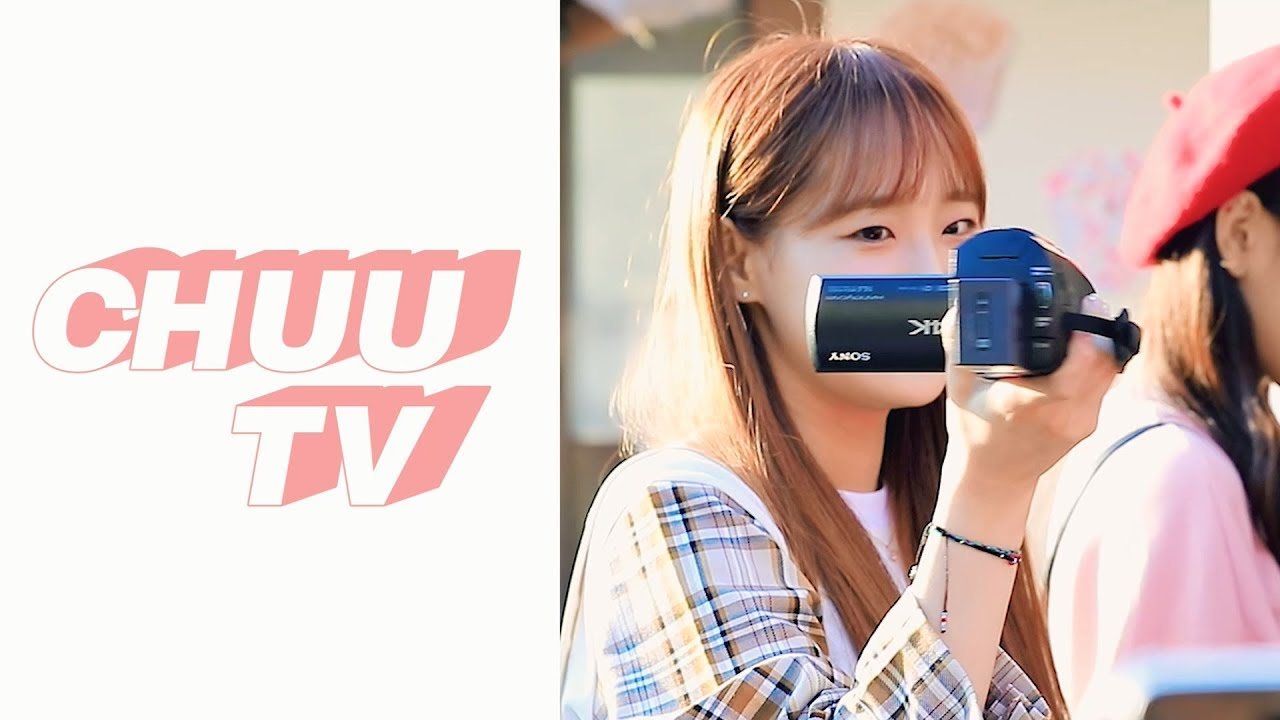 CHUU TV #v-log