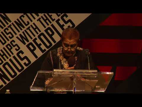 Creative Time Summit Toronto | Keynote - Gayatri Chakravorty Spivak