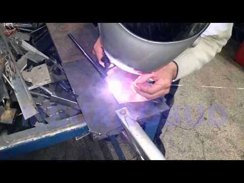 WELDING TIG 0.5mm TRANSPOCKET 1500 FRONIUS SUDURA TABLA SUBTIRE CAP LA CAP