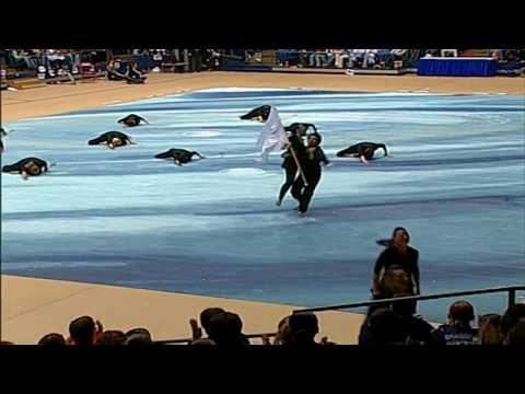 "2007 Blessed Sacrament ""Reflections/Johnny Cash"" WGI finals performance"