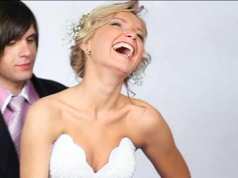 Заставка программы «Свадебный бум» для 11 канала