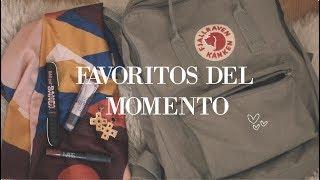 FAVORITOS DEL MOMENTO | Fjallraven Kanken, el NUDE perfecto...