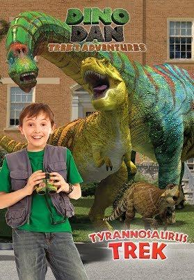 Dinosaurs Era Dino Dan: Tyrannosauru...
