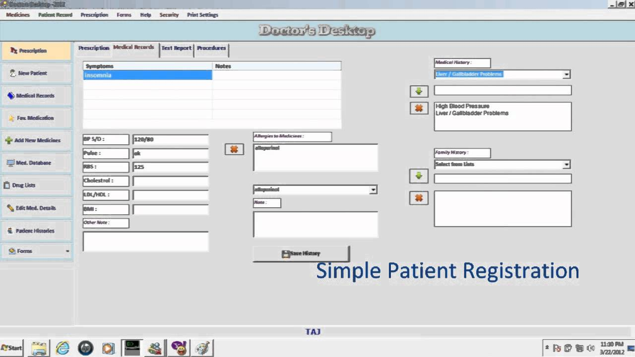 Free Download Medical Practice Software Docs Desktop Www