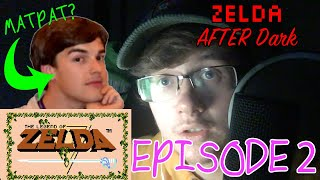 "DONT PLAY ZELDA (NES) AFTER 3:00AM (With Mat ""Game Theory"" Pat)"