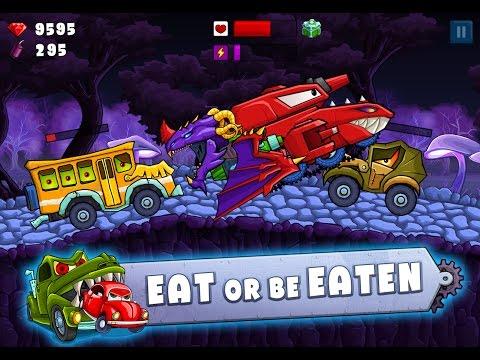 Car Eats Car 2 Android Gameplay (Beta)