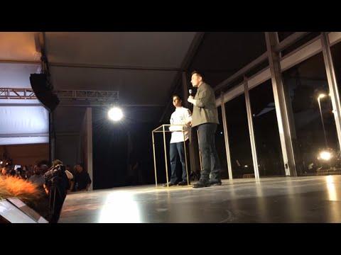 Tesla Gigafactory Elon Speech Live 2016