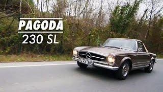 1964 Mercedes SL 230 Pagoda Hikayesi