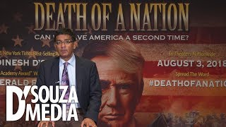 """""""Death of a Nation"""" opens TODAY nationwide! Do you have your ticket..."""