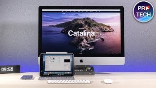 ПОЛНЫЙ обзор MacOS 10.15 Catalina: 20+ глобальных нововведений, 100+ новых функций