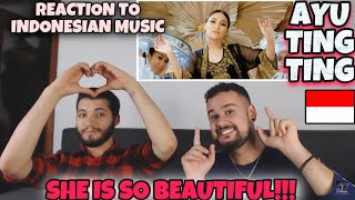 Gambar cover Reaction to INDONESIAN MUSIC: AYU TING TING - TATITUT (OFFICIAL MUSIC VIDEO)