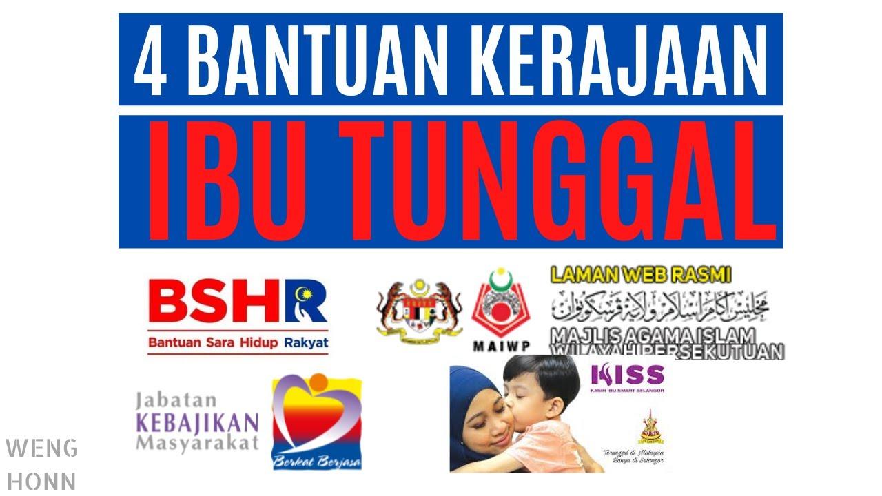 4 Bantuan Kerajaan Kepada Ibu Tunggal Malaysia Youtube