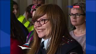 Финал программы УГИБДД и ГТРК 'Самара' 'Азбука дорог'