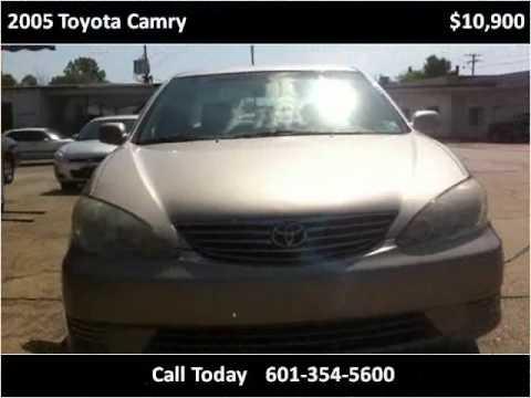 2005 Toyota Camry Used Cars Jackson Ms Youtube