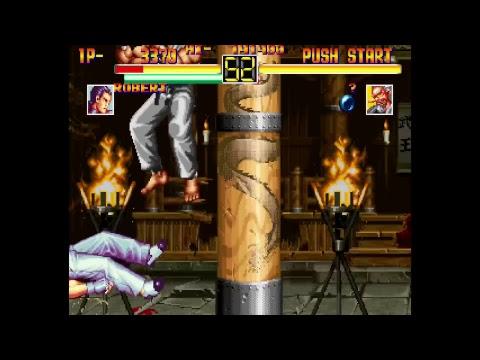 Art Of Fighting Anthology Ps4pro Youtube