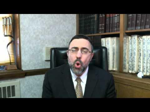 Torah Video Vort - Yisro 5773 - Rabbi Etan Tokayer