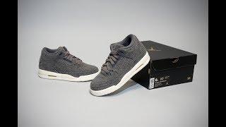 Air Jordan Retro 3 Wool