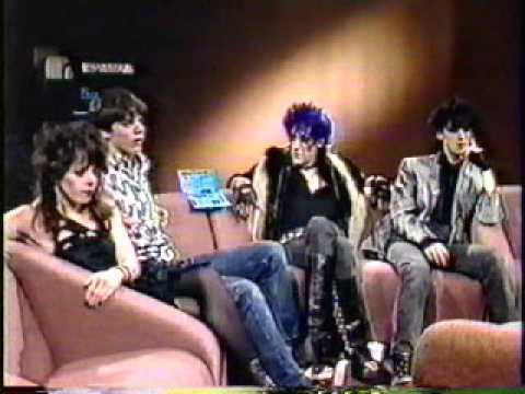 Night Talk - Cable TV Show - Call-In to Indy Punks PT2