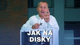 Jak vybrat pevný disk s Mikolášem Tučkem | 9. díl