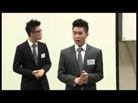 2012 HSBC/McKinsey Business Case Competition - Round 1 - The Chinese University of Hong Kong