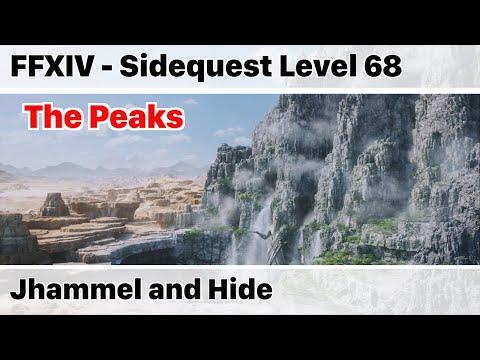 FFXIV Jhammel and Hide - Stormblood
