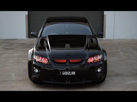 GODZLR8 Custom Maloo Australia