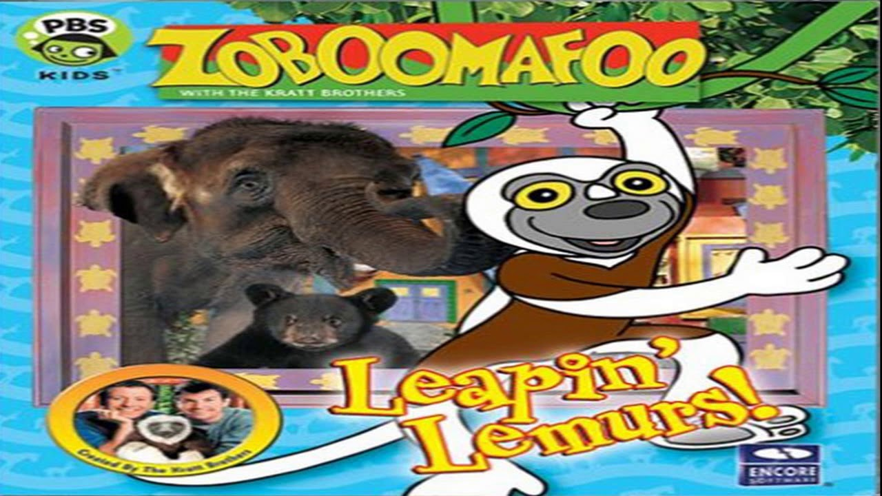 Zoboomafoo Pbs
