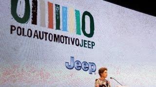 Íntegra - Discurso inauguração da fábrica da Jeep em Goiana (PE)