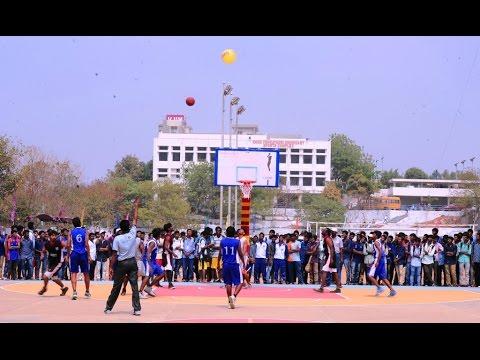 Sports Fest || VNRVJIET || Hyderabad || 2016