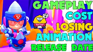 New Jacky Skin Gameplay!   Ultra Driller Jacky Gameplay, Losing Animation, Cost & Release Date!