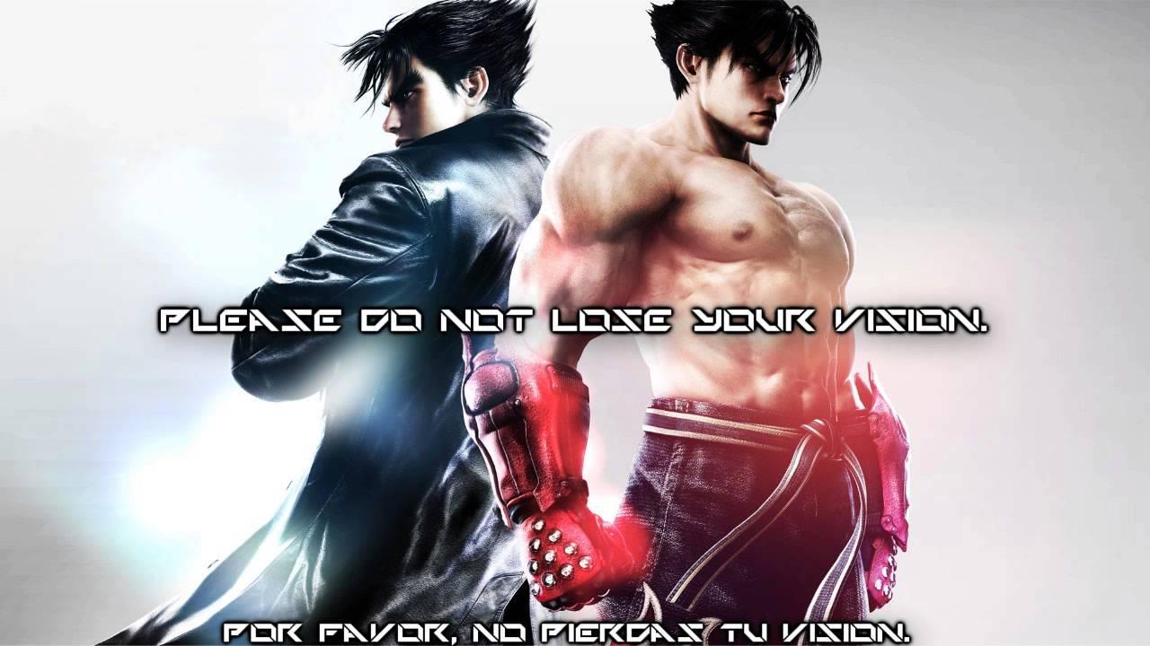 Sparking Tekken 5 Theme Song Sub Esp Jhardy10 Youtube