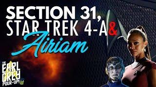 Star Trek Discovery amp Section 31 Updates Star Trek 4 Rumors!