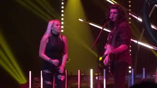 "Gabby Barrett and Cade Foehner - ""Never Tear Us Apart"" (Live in San Diego 7-26-18)"