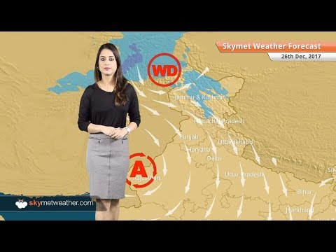 Weather Forecast Dec 26: Fog in Delhi, Chandigarh, Lucknow, Minimums to dip in Gujarat, Rajasthan