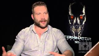Jai Courtney Contemplates 'Terminator' Porn