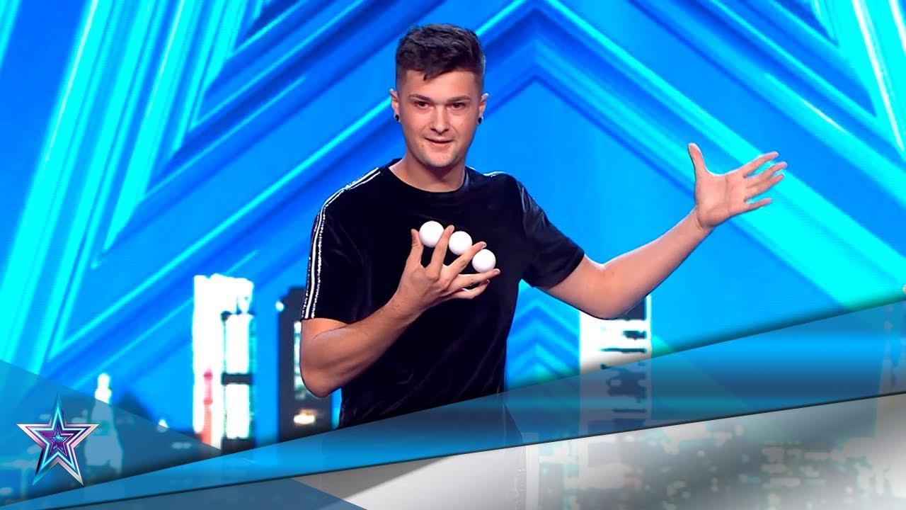 Download Este MAGO te hará CREER en la MAGIA usando sus MANOS | Audiciones 10 | Got Talent España 5 (2019)