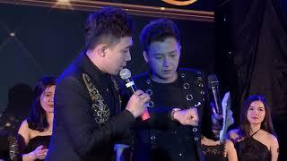 Tran Thanh   Ngo Kien Huy trong LiVe Show MyMiu Beauty