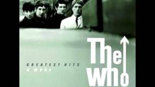 The Who - Greatest Hits & More - I Can See For Miles (Live At Universal Amphitheatre, 1989)