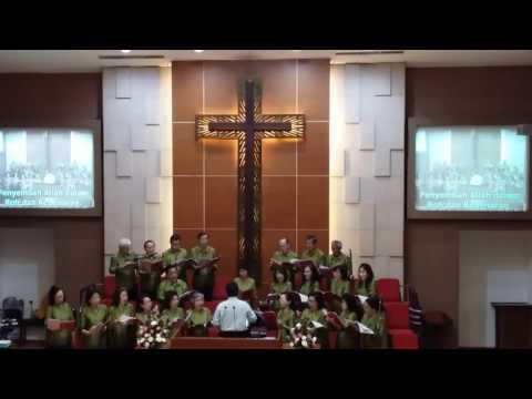 Yesus, 'ku MenyembahMu | PS Efrata GKI Wahid Hasyim