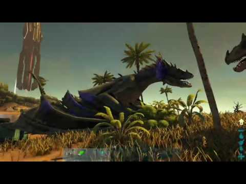 How to Color your Dino's legit on Ark Tutorial Xbox one, Ark survival Evolved