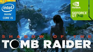 Shadow of the Tomb Raider (GT 740M/GT 825M/GT 920M) [POTATO]