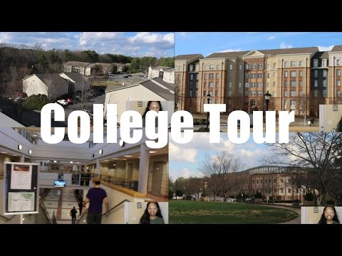 College Tour!! (Kennesaw State Univ.)