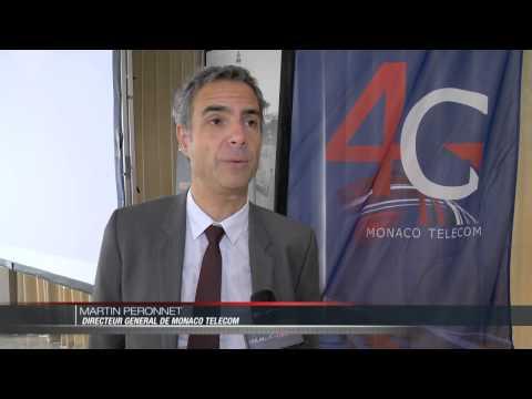 Monaco Telecom et Orange s'entendent sur le réseau 4G