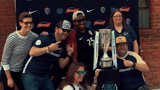 Recap: 2019 Women's International Champions Cup Launch and North Carolina Courage celebration