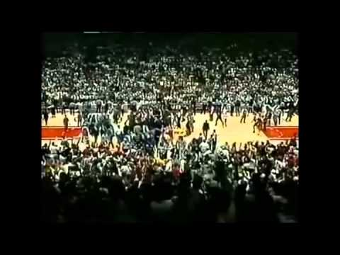 Last Possession of the NBA Finals from 1980-1998