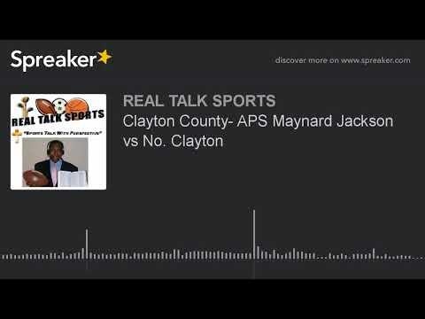 Clayton County- APS Maynard Jackson vs No. Clayton