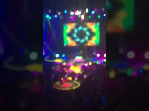 "Coldplay- ""Adventures of a Lifetime"" 1st time! Indianapolis, IN, 7/20/16"