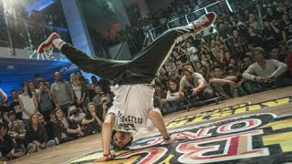 Valo vs Smiley Face | Red Bull BC One Austria Cypher 2015
